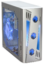 Apevia X-Cruiser2-AL Silver Custom Gaming PC