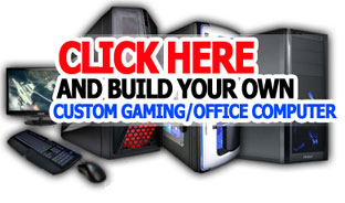 Custom Built PC's - Build a gaming desktop computer system