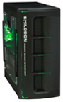 Raidmax Smilodon Green Custom Gaming PC