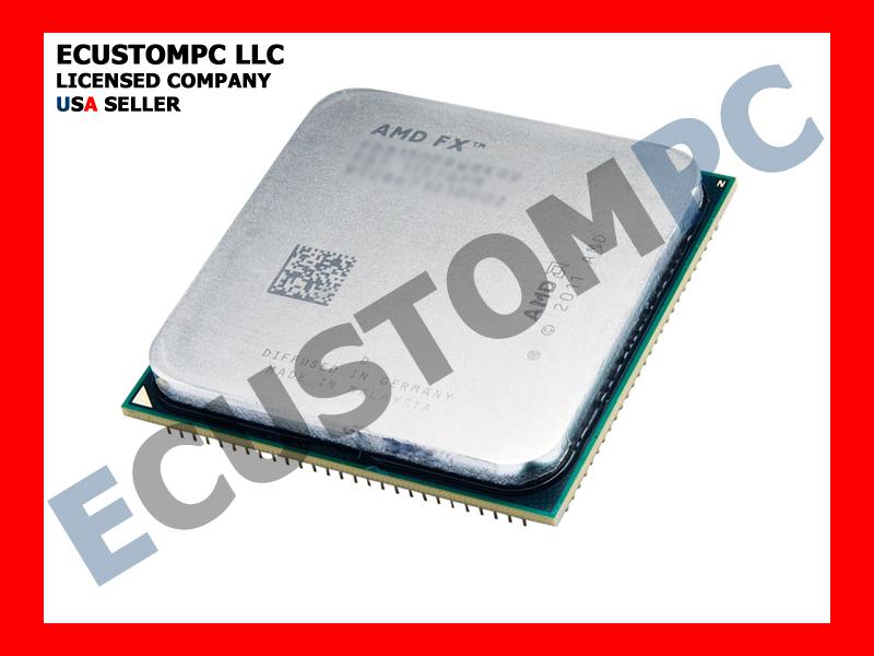 AMD FX-4100 3.6GHz Quad-Core
