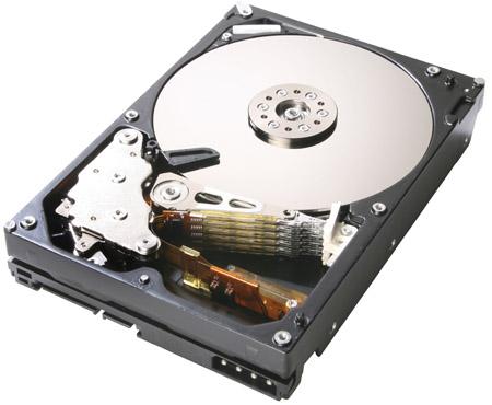 250GB 7200Rpm SATA Hard Drive