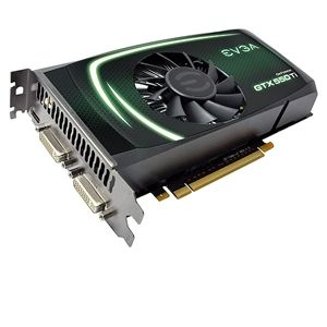 GeForce GTX 550 Ti (Fermi) 1GB Video Card
