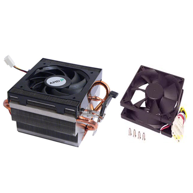 AMD Stock AM2+/AM3 w/ Case Fan