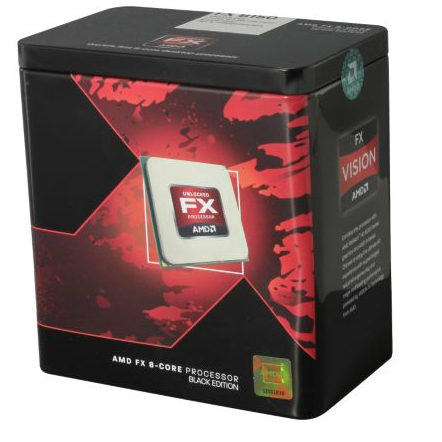AMD FX-4100 3.6GHz Quad-Core